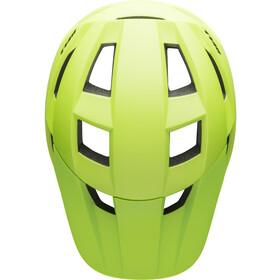 Bell Spark Helmet matte bright green/black